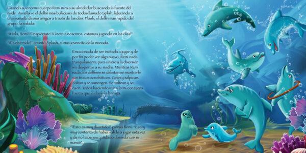 page 3 4 Remi Spanish copy 600x300 - Remi El Manatí Perdido